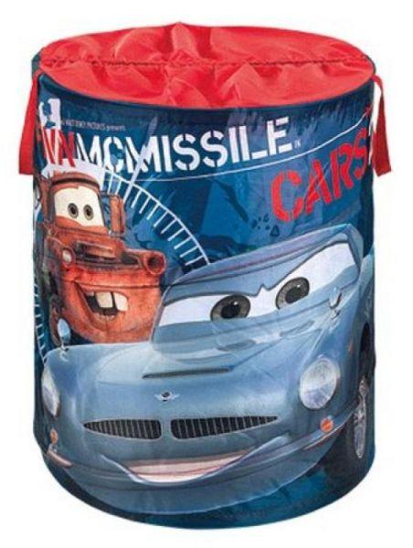 Basket for toys<br> Disney POP-UP Cars<br>PLN 013 CR