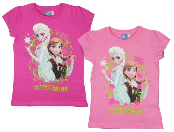 T-SHIRT GIRLS<br>Disney frozen 98-128