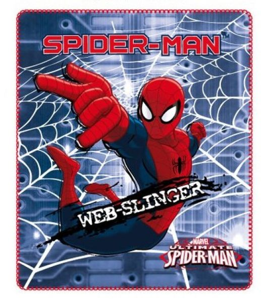 Decke PLED<br>Spiderman 120x140
