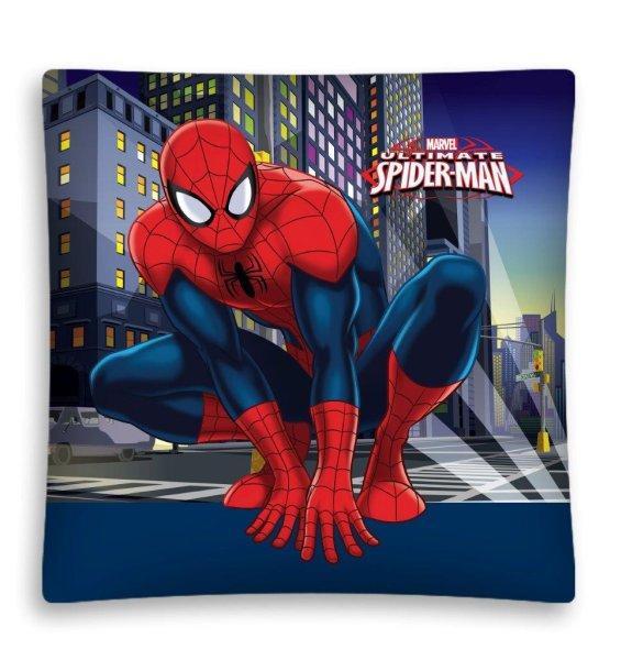 Deckbettbezug auf<br>dem Kissen Spiderman