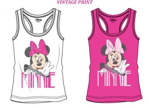 T-Shirt t-shirt<br> Minnie mouse 10-14<br>years