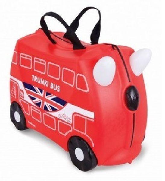 TRU-0186 N / 4/15<br> Reiten ein Koffer<br>für ein Kind