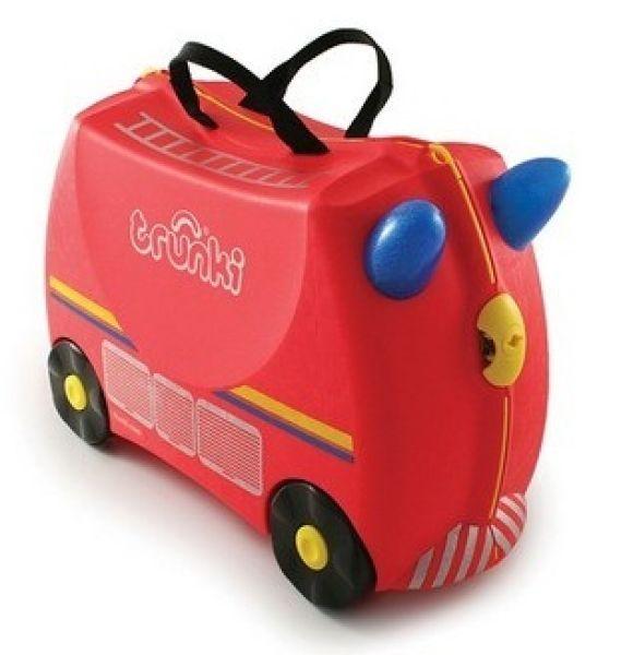 TRU-E060 Reiten<br> ein Koffer für ein<br>Kind
