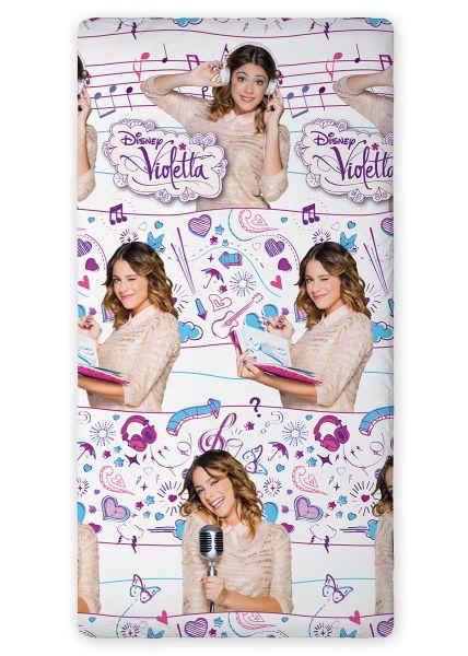 drap de lit,<br> Disney Violetta<br>02F 90x200