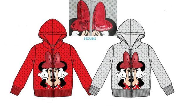 Sportjacke<br> Sweatshirt Minnie<br>Disney 3/8 JAHRE