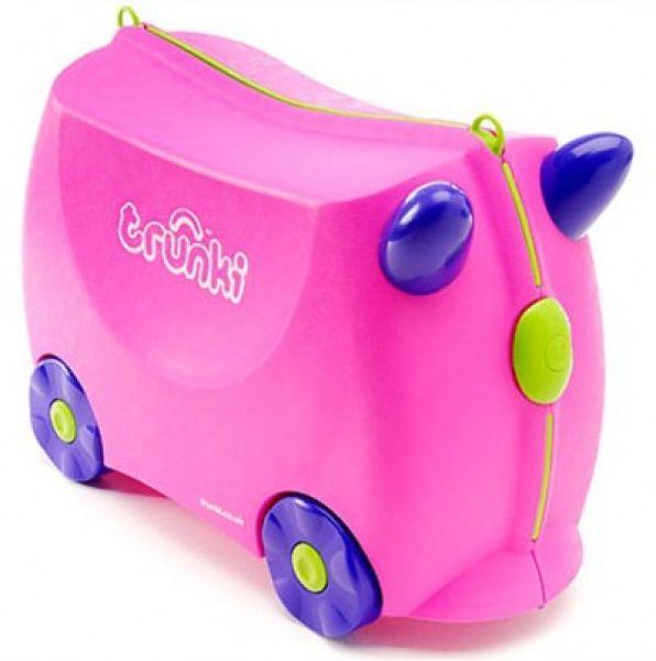 TRU-P061 Reiten<br> ein Koffer für ein<br>Kind