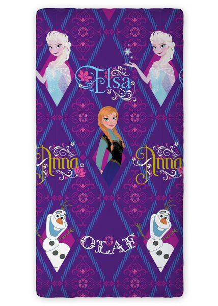Spannbettlaken,<br>frozen Disney Frozen