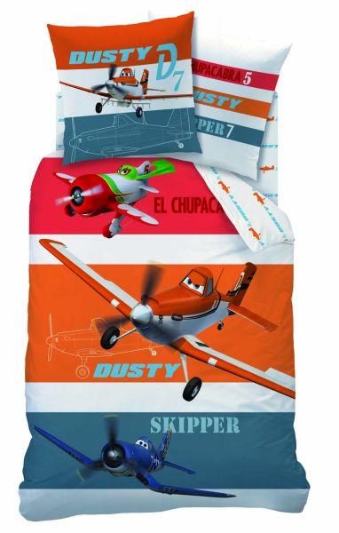 Planes 70x90<br> 140x200 Disney<br>100% cotton