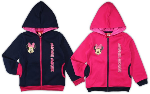 BLOUSE girls<br> Minnie MOUSE<br>Disney 2 COLOURS