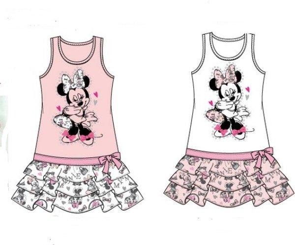 SOMMERKLEID MOUSE<br> Minnie Disney 3/8<br>JAHRE 2 FARBE