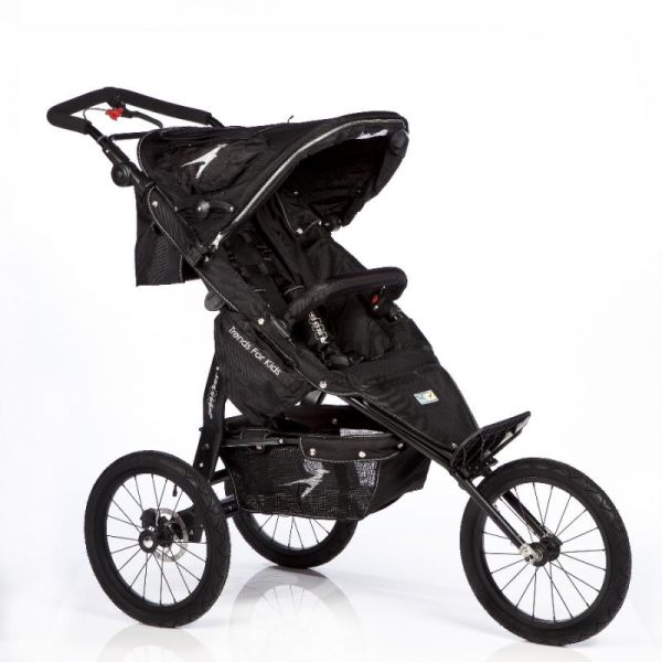 Trolley TFK<br> Joggster III 16 -<br>black