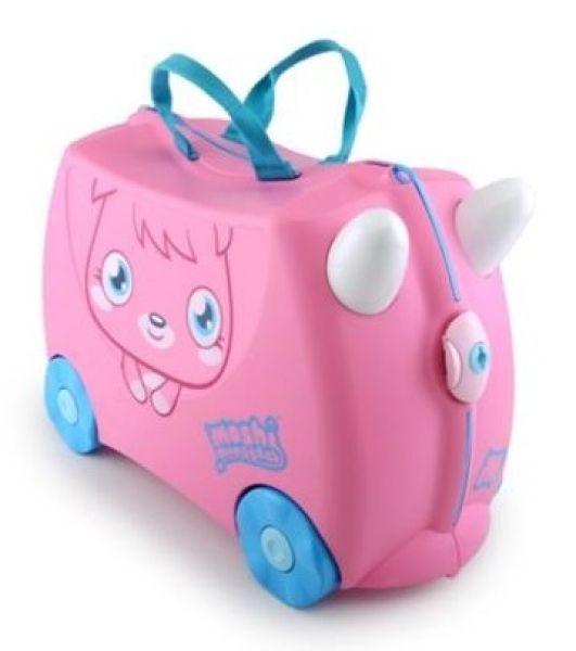TRU-0126 N / 5/15<br> Reiten ein Koffer<br>für ein Kind