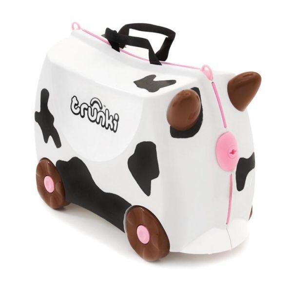 TRU-C047 Reiten<br> ein Koffer für ein<br>Kind