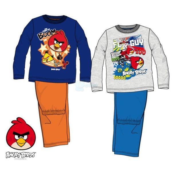 Piżama Angry Birds<br>4 dla chłopca
