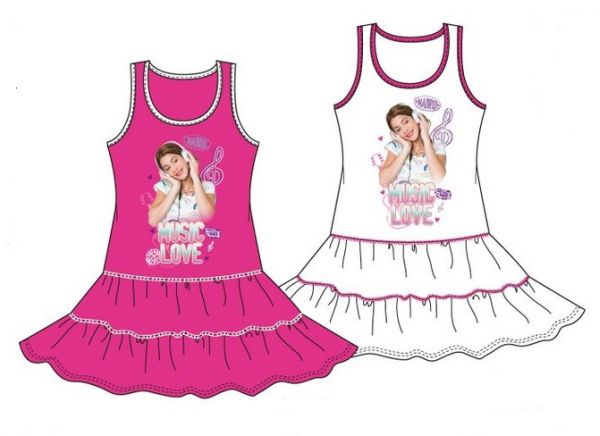 SPORTS SUMMER<br> DRESS Disney<br>Violetta
