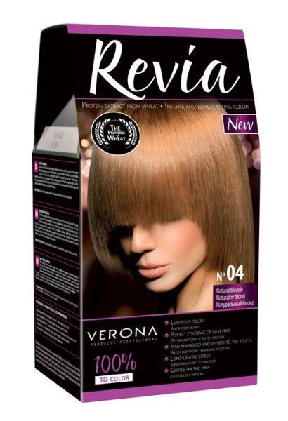 04 Natural blonde<br>HAIR COLOR  Revie