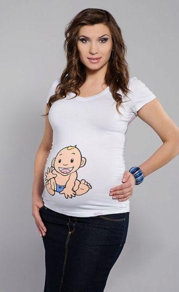 T-shirt Maternity Boy
