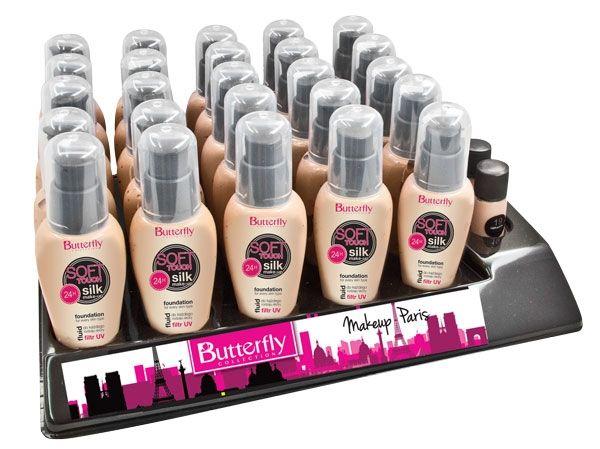 Make-up-Grundlage<br> SOFT TOUCH mit<br>Tester-Mix