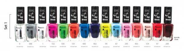 Perfect Nail<br>polish set 1