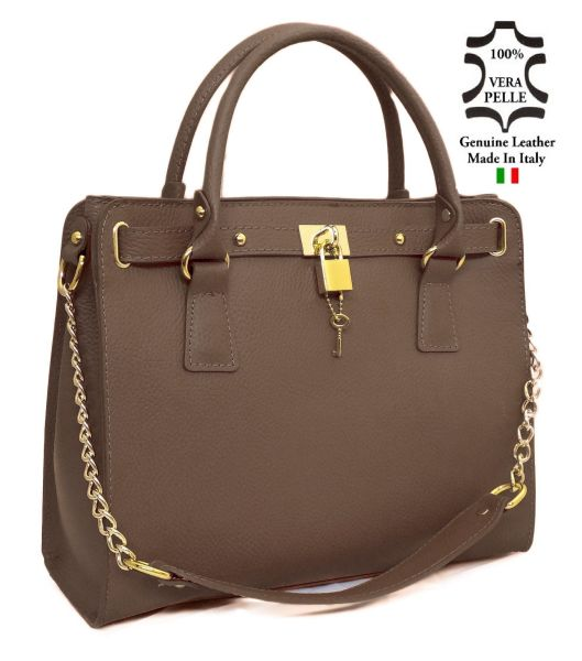 Bag LEATHER art. 6<br>Made in Italy