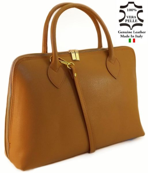 Bag LEATHER art. 4<br>Made in Italy