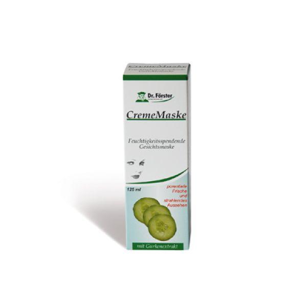 Dr. Förster cream<br>- mask 125 ml