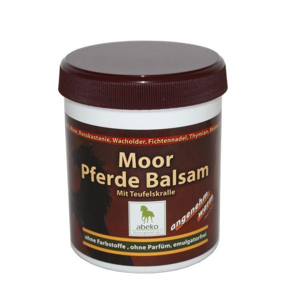 abeko Moor Pferde<br> Balsam - angenehm<br>wärmend 250 ml