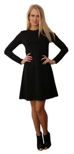 Viscose dress with<br> ribbon XS, S, M,<br>L, XL, XXL