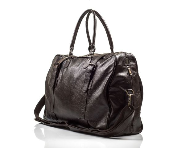 Leather Bag<br> Men&#39;s weekend<br>- laptop Solier SL16