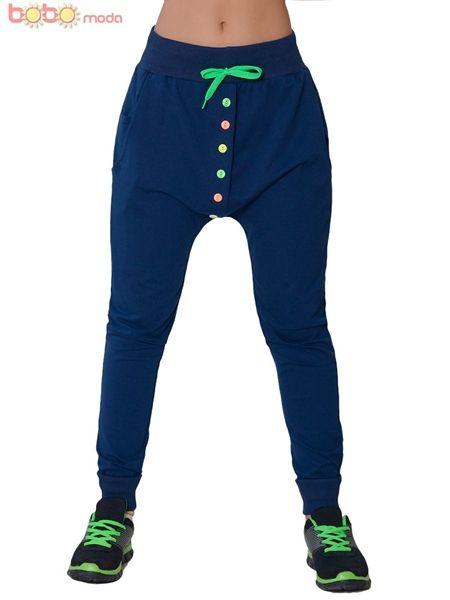 Pants Harem Hip<br>Hop Bobo Trousers