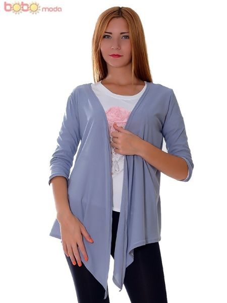 Lady  Cardigan Bobo Grey