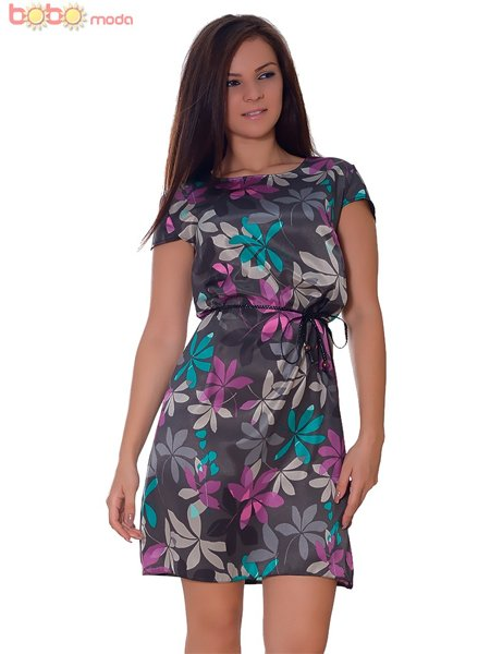 Dress Thin Bobo Flowers