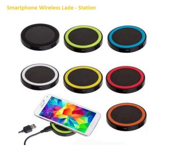 Smartphone Handy<br> Wireless Ladegerät<br>Station Mini