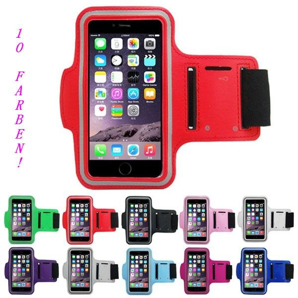 Sport Armband<br> Running Handy<br>pocket Iphone 4/4 S