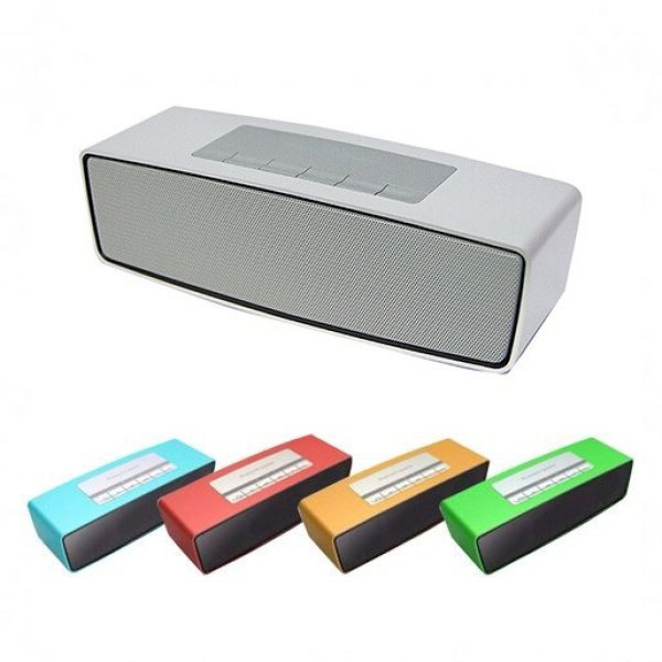 Bluetooth Speaker<br> Box MP3 Micro SD<br>Aux Top !!