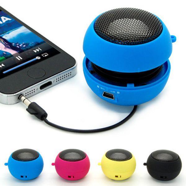Lautsprecher<br> Tragbar Hamburger<br>Mini Speaker