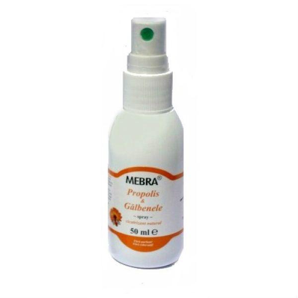 MEBRA propolis and<br> calendula spray 50<br>ml