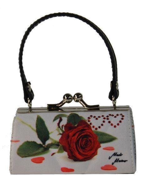 MiniBag Red Rose<br>of Love Mario Moreno