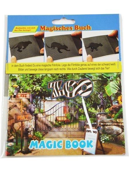 Magic book<br> dierentuindieren<br>14,5x10cm