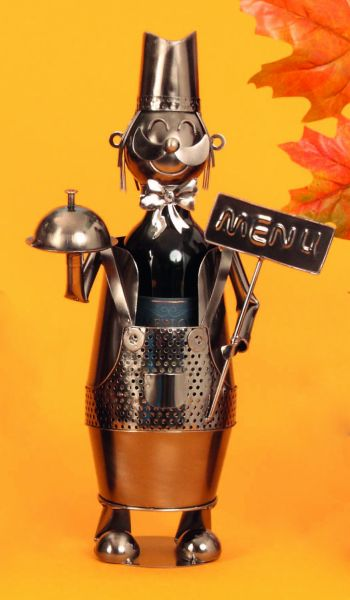 Wine bottle holder<br> waiter household<br>kitchen