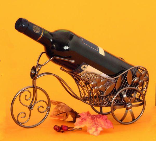 Wine Bottle Holder<br> Bicycle household<br>kitchen