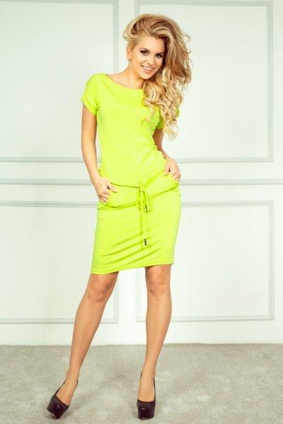 Dress Sport - Neon Zöld