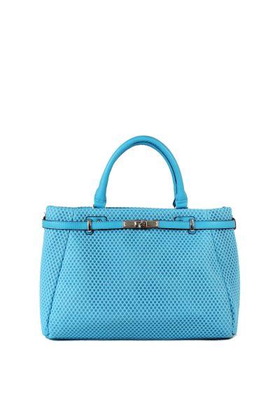 Surface mesh<br>purse-15A-647-Blue